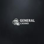 Бонус на 1-ый депозит в казино General